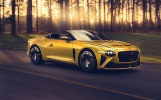 Bentley a prezentat noul Mulliner Bacalar: W12 de 6.0 litri ce dezvoltă 660 CP și 900 Nm, producție limitată la 12 exemplare