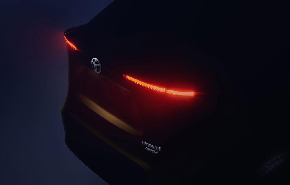 Toyota amână lansarea noului SUV subcompact: modelul ar fi trebuit prezentat la Salonul Auto de la Geneva - Poza 1