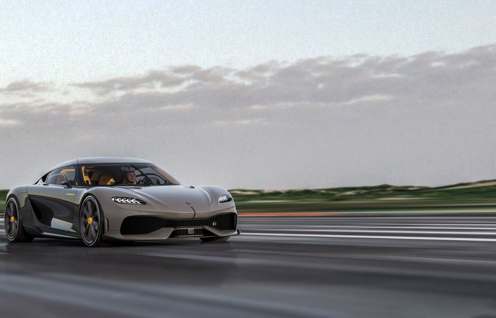 Aveți un minut să vorbim despre avioane? Koenigsegg Gemera este un hibrid cu patru locuri și 1.724 de cai putere - Poza 5