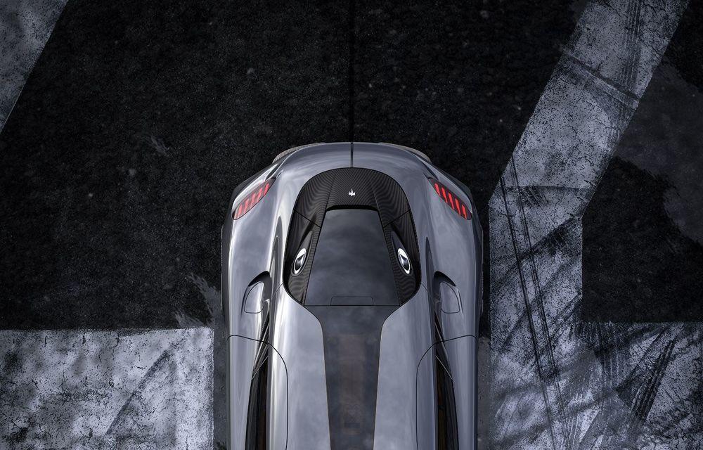 Aveți un minut să vorbim despre avioane? Koenigsegg Gemera este un hibrid cu patru locuri și 1.724 de cai putere - Poza 10