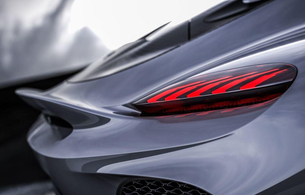 Aveți un minut să vorbim despre avioane? Koenigsegg Gemera este un hibrid cu patru locuri și 1.724 de cai putere - Poza 17