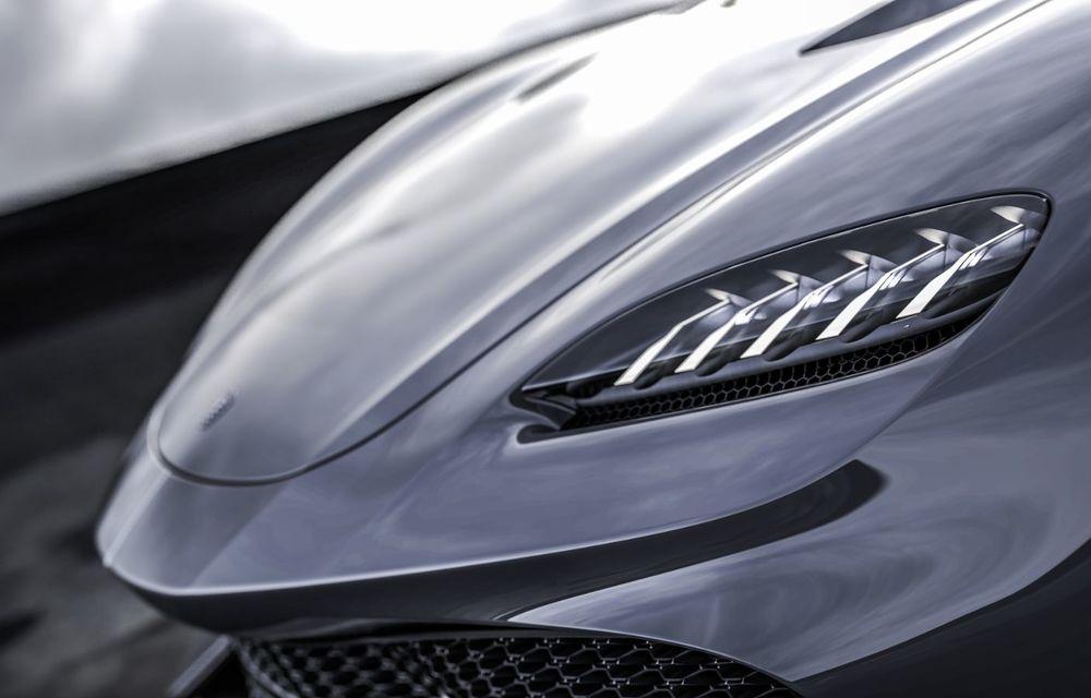 Aveți un minut să vorbim despre avioane? Koenigsegg Gemera este un hibrid cu patru locuri și 1.724 de cai putere - Poza 16