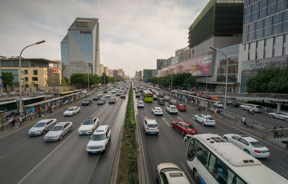 Vânzările de mașini au scăzut în China cu 80% în luna februarie: Toyota a raportat o scădere de 70% - Poza 1