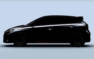 Teaser misterios din partea Hyundai: producătorul asiatic anunță o versiune de performanță în gama i20