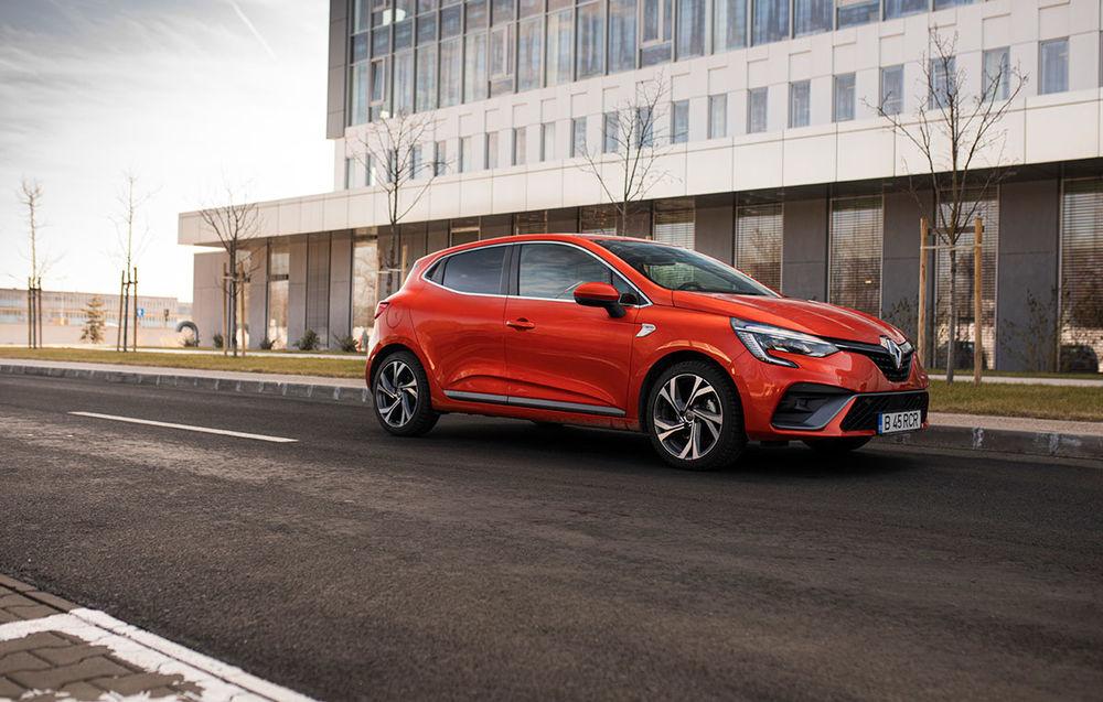 Test drive Renault Clio