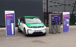 Enel X va instala 650 de stații de încărcare a mașinilor electrice în România, până în 2022: proiect co-finanțat de Comisia Europeană