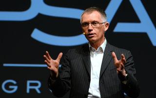 """Șeful PSA: """"Mașinile electrice nu sunt atrăgătoare, trebuie să le facem accesibile până în 2025"""""""