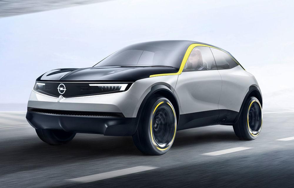 Informații despre viitorul Opel Mokka X: SUV-ul va prelua platforma lui Peugeot 2008 și va avea un design inspirat de conceptul GT X Experimental - Poza 1
