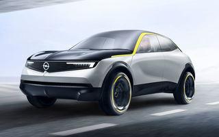Informații despre viitorul Opel Mokka X: SUV-ul va prelua platforma lui Peugeot 2008 și va avea un design inspirat de conceptul GT X Experimental