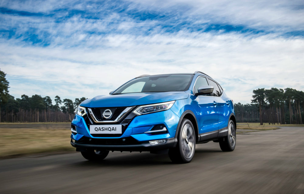 Nissan pregătește producția noului Qashqai la Sunderland: uzina britanică a produs deja 35.000 de unități ale noii generații Juke - Poza 1
