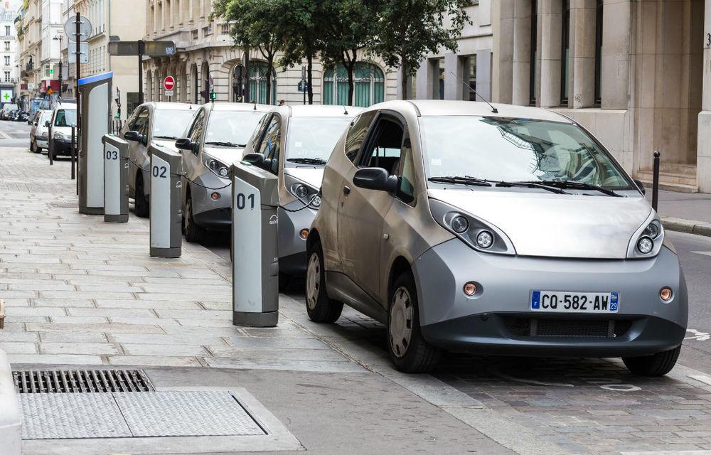 Înmatriculările de mașini electrificate în Europa: creștere de 72% în ianuarie și o cotă de piață de 13% - Poza 1