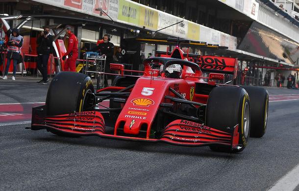 """Ferrari speră să înceapă noul sezon cu dreptul: """"Vom încerca să aducem un zâmbet pe fețele oamenilor din Italia"""" - Poza 1"""