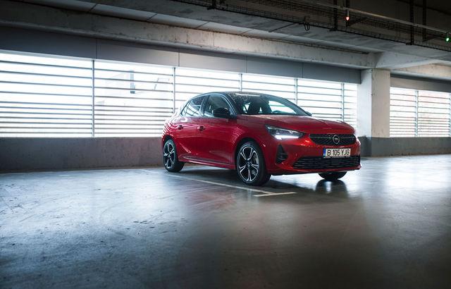 Test drive Opel Corsa