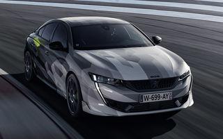 Peugeot anunță noi lansări pentru toamnă: versiunea de serie a sportivei 508 Sport Engineered și un concept