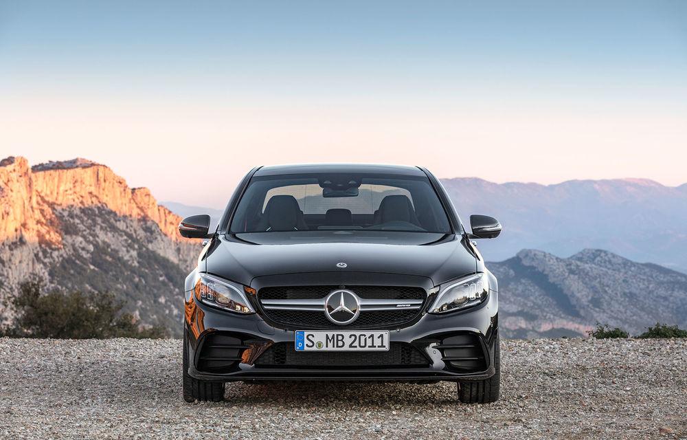 Informații despre viitorul Mercedes-AMG C53: modelul german va miza pe noul propulsor de 2.0 litri introdus de nemți pe AMG A45 - Poza 1