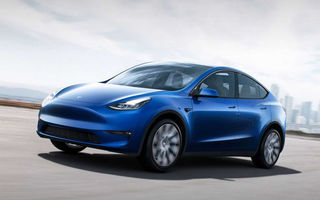 Tesla confirmă startul livrărilor pentru Model Y: primele unități ale SUV-ului electric vor ajunge la clienți în 13 martie