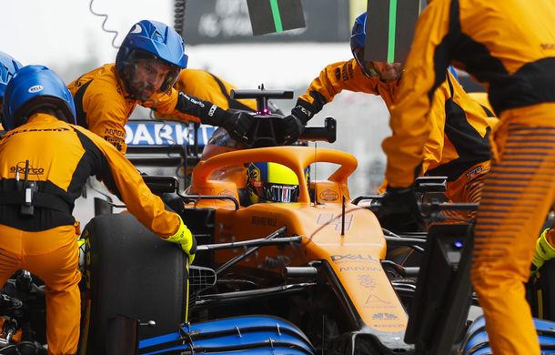McLaren s-a retras din cursa de Formula 1 de la Melbourne: un membru al echipei a fost confirmat cu coronavirusul Covid-19 - Poza 1