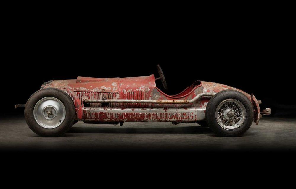 Un exemplar Alfa Romeo 6C 1750 din 1930 care i-a aparținut lui Benito Mussolini va fi restaurat - Poza 2