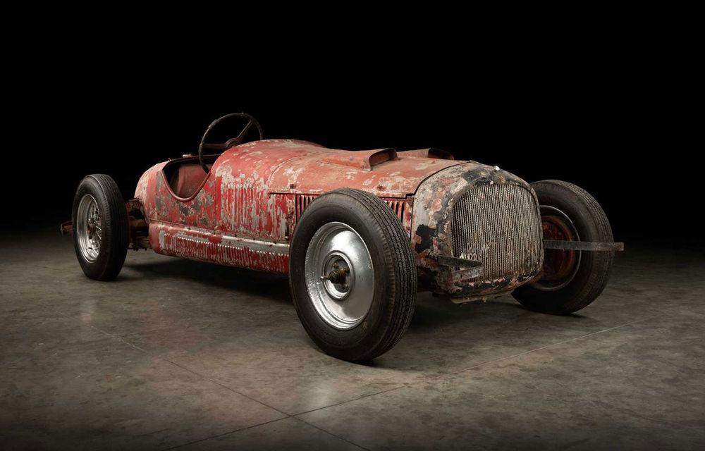 Un exemplar Alfa Romeo 6C 1750 din 1930 care i-a aparținut lui Benito Mussolini va fi restaurat - Poza 1