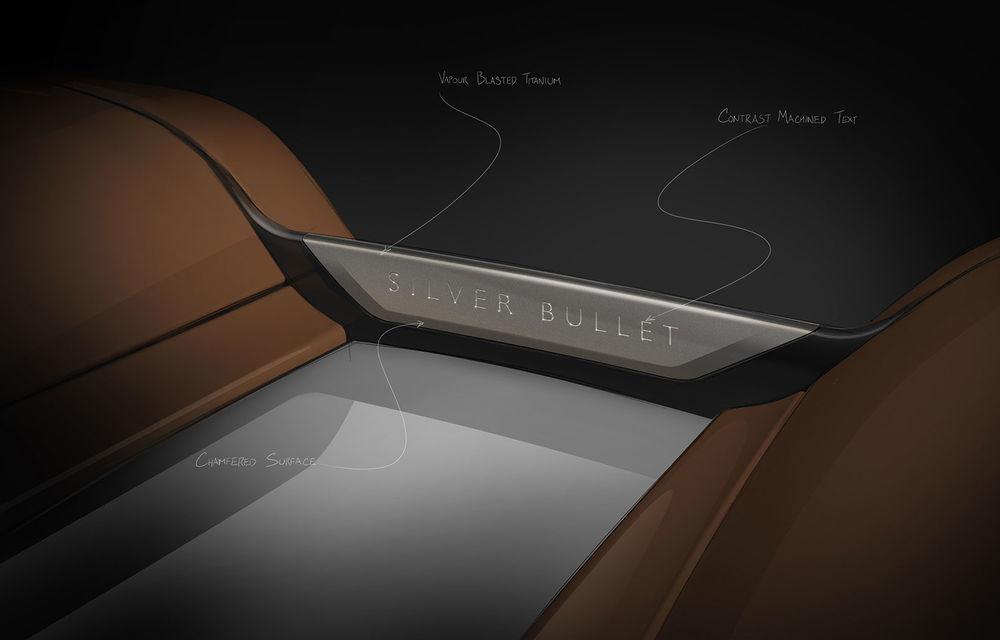 Primele teasere cu viitorul Rolls-Royce Dawn Silver Bullet: design inspirat de modelele roadster ale anilor '20 - Poza 3