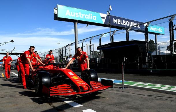 Cursa de Formula 1 din Australia a fost anulată din cauza coronavirusului Covid-19: startul noului sezon ar putea fi amânat până în luna iunie - Poza 1