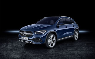 Prețuri pentru noua generație Mercedes-Benz GLA: start de la aproape 37.400 de euro