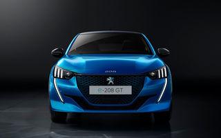 Peugeot nu renunță la versiunile de performanță GTi: noul e-208 ar putea primi o astfel de variantă