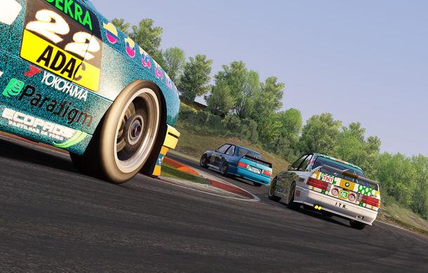 Noul sezon al competiției de sim racing Racing League România începe duminică: peste 70 de concurenți vor lupta pentru victorie cu BMW M3 E30 DTM - Poza 16