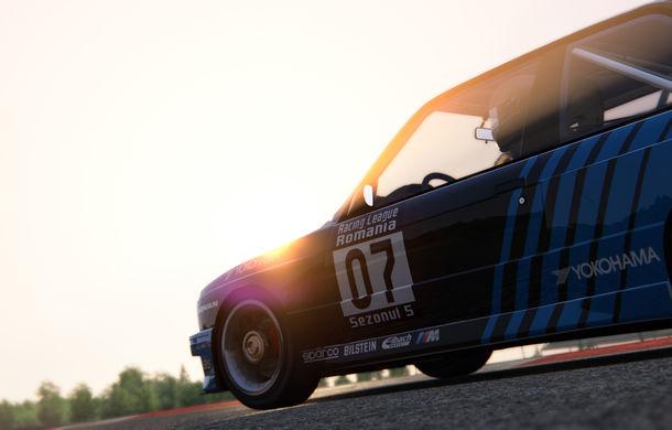 Noul sezon al competiției de sim racing Racing League România începe duminică: peste 70 de concurenți vor lupta pentru victorie cu BMW M3 E30 DTM - Poza 8