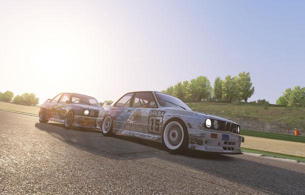 Noul sezon al competiției de sim racing Racing League România începe duminică: peste 70 de concurenți vor lupta pentru victorie cu BMW M3 E30 DTM - Poza 13