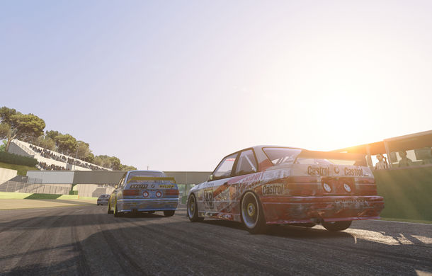 Noul sezon al competiției de sim racing Racing League România începe duminică: peste 70 de concurenți vor lupta pentru victorie cu BMW M3 E30 DTM - Poza 17