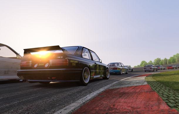 Noul sezon al competiției de sim racing Racing League România începe duminică: peste 70 de concurenți vor lupta pentru victorie cu BMW M3 E30 DTM - Poza 12
