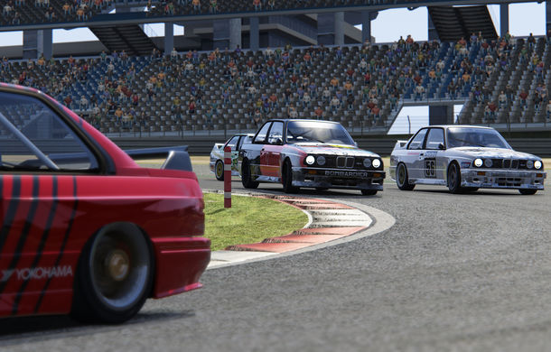 Noul sezon al competiției de sim racing Racing League România începe duminică: peste 70 de concurenți vor lupta pentru victorie cu BMW M3 E30 DTM - Poza 9