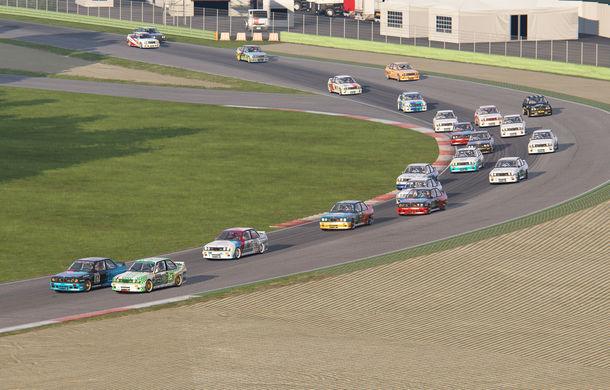 Noul sezon al competiției de sim racing Racing League România începe duminică: peste 70 de concurenți vor lupta pentru victorie cu BMW M3 E30 DTM - Poza 6