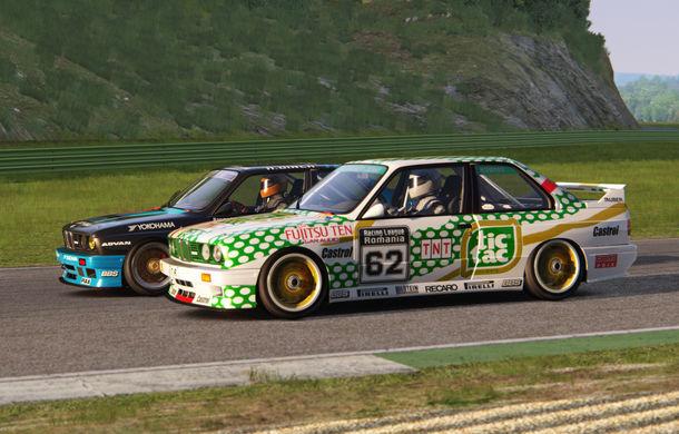 Noul sezon al competiției de sim racing Racing League România începe duminică: peste 70 de concurenți vor lupta pentru victorie cu BMW M3 E30 DTM - Poza 10