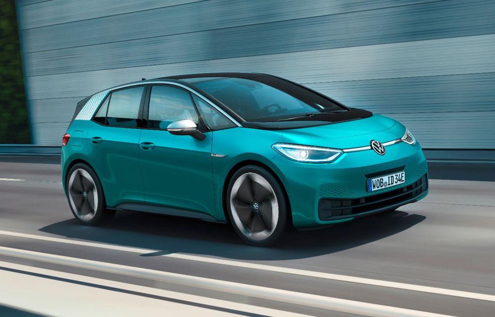 Volkswagen susține că hatchback-ul electric ID.3 va avea costuri similare cu mașinile cu motoare cu combustie internă - Poza 1