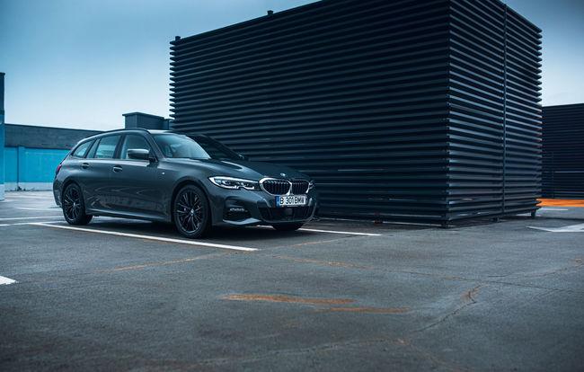Test drive BMW Seria 3 Touring