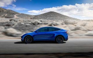 Dimensiunile lui Tesla Model Y, dezvăluite în manualul pentru utilizatori: SUV-ul electric are o lungime de 4.75 metri