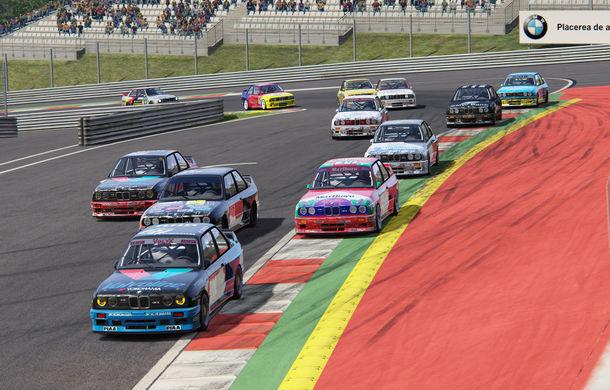 Spectacol în prima etapă de sim racing a competiției Racing League România: peste 11.000 de fani au urmărit cursele de duminică - Poza 5