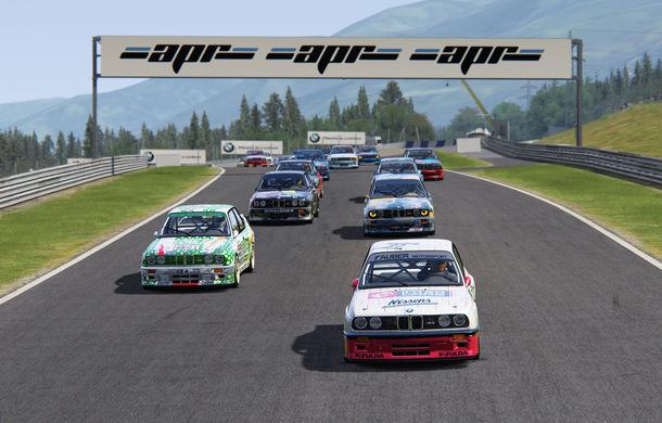 Spectacol în prima etapă de sim racing a competiției Racing League România: peste 11.000 de fani au urmărit cursele de duminică - Poza 6