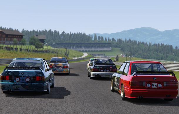 Spectacol în prima etapă de sim racing a competiției Racing League România: peste 11.000 de fani au urmărit cursele de duminică - Poza 13