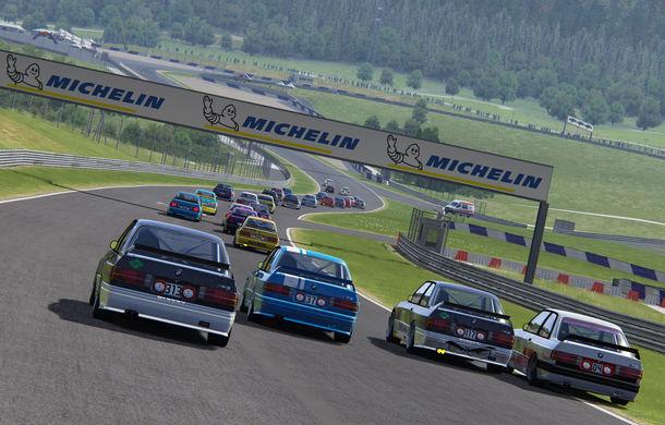 Spectacol în prima etapă de sim racing a competiției Racing League România: peste 11.000 de fani au urmărit cursele de duminică - Poza 8