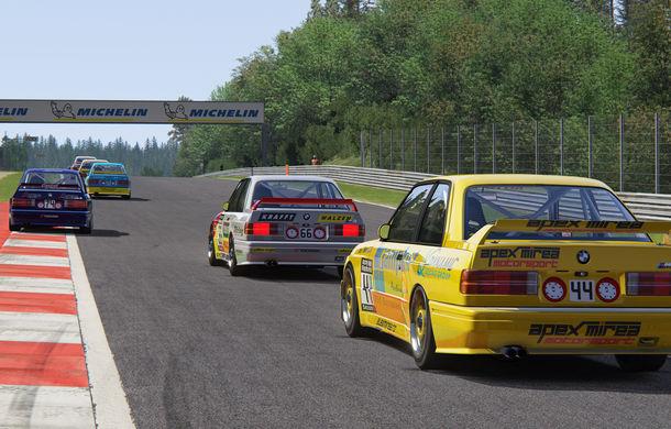Spectacol în prima etapă de sim racing a competiției Racing League România: peste 11.000 de fani au urmărit cursele de duminică - Poza 12