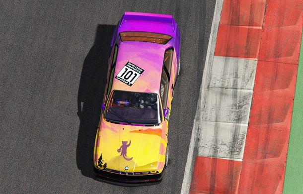 Spectacol în prima etapă de sim racing a competiției Racing League România: peste 11.000 de fani au urmărit cursele de duminică - Poza 14