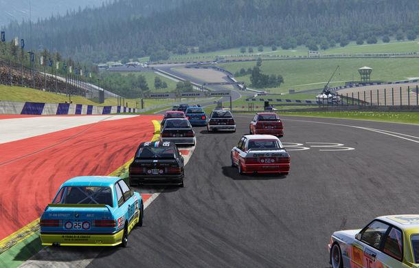 Spectacol în prima etapă de sim racing a competiției Racing League România: peste 11.000 de fani au urmărit cursele de duminică - Poza 7