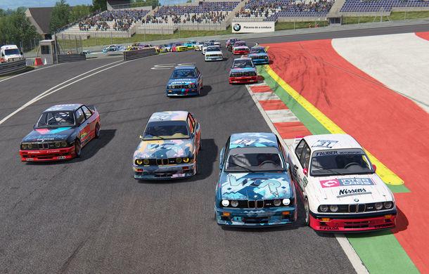 Spectacol în prima etapă de sim racing a competiției Racing League România: peste 11.000 de fani au urmărit cursele de duminică - Poza 9