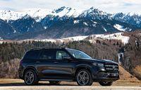 Test drive Mercedes-Benz GLS