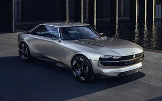 """Peugeot nu va produce conceptul e-Legend în versiune de serie: """"Ar fi deplasat să dezvoltăm o mașină electrică de un milion de euro"""""""