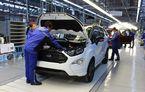 Ford suspendă temporar producția din Europa: angajații de la Craiova, trimiși în șomaj tehnic