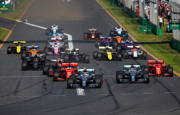 Formula 1 caută alternative pentru sezonul 2020: cursele amânate ar putea fi reprogramate în luna august - Poza 1